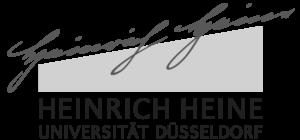 IfV_Heinrich-Heine-Universität Düsseldorf_Logo_sw
